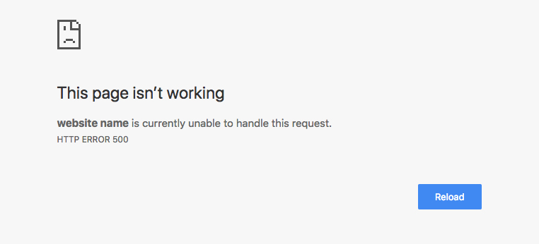 500 error received when trying to access WordPress Dashboard area